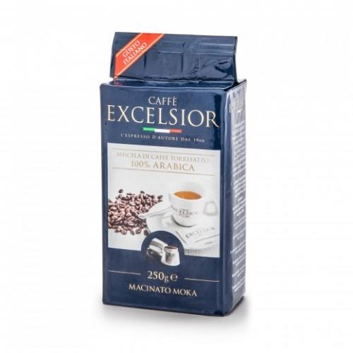 Caffè macinato moka Excelsior
